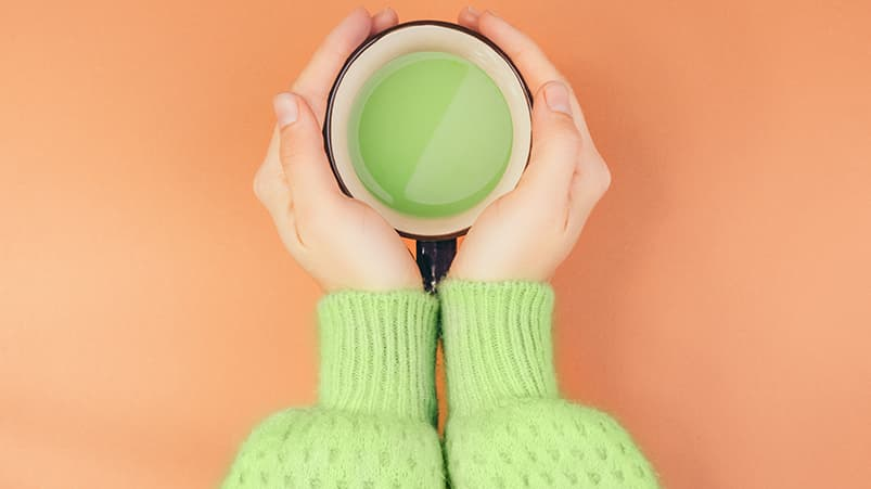 Matcha mı Kahve mi?